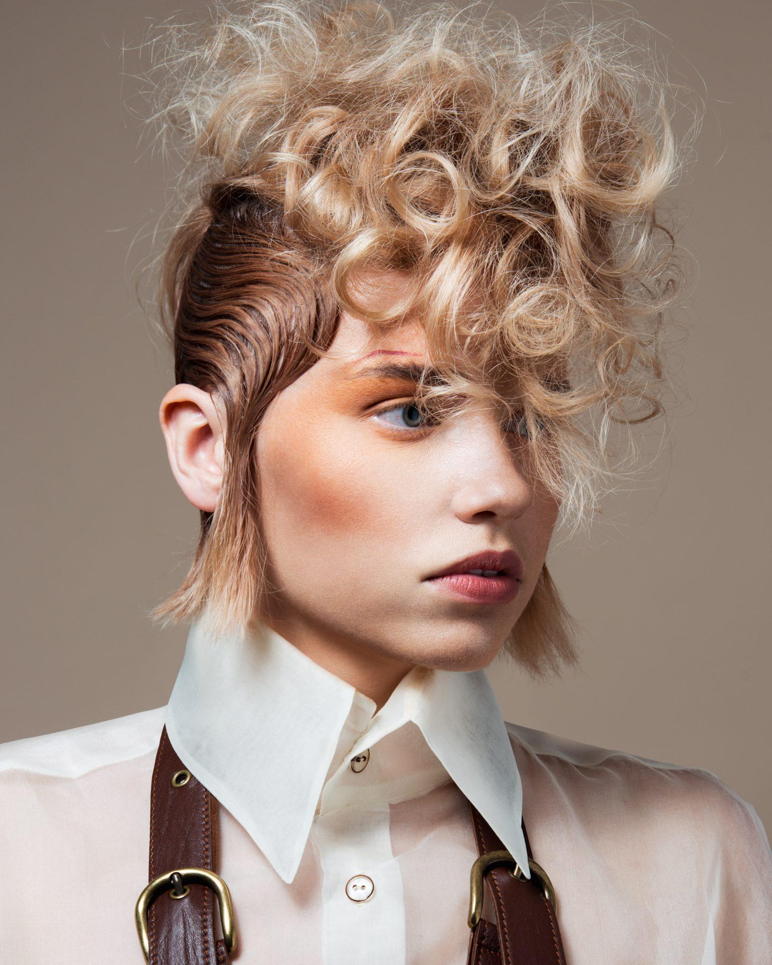 We Are Gender Neutral Simon Webster Hair